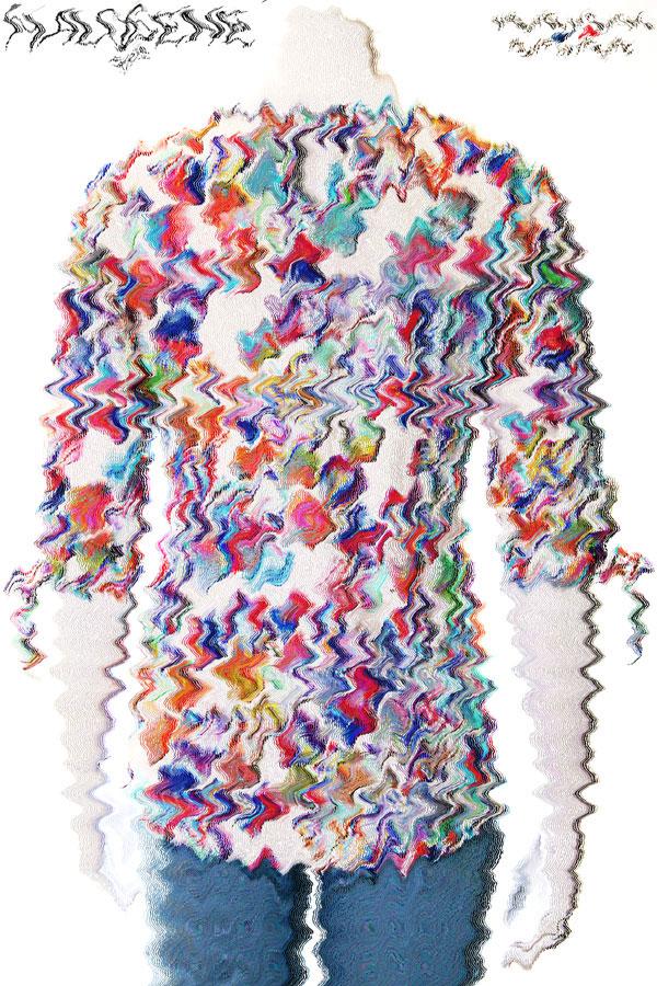 Tee-shirt - W124AR76