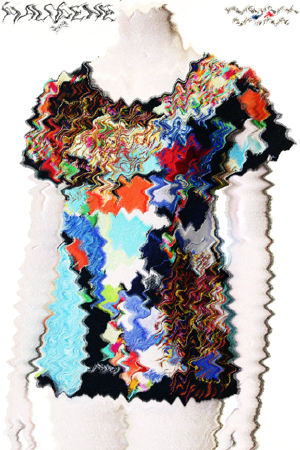 Tee-shirt - W195AV61