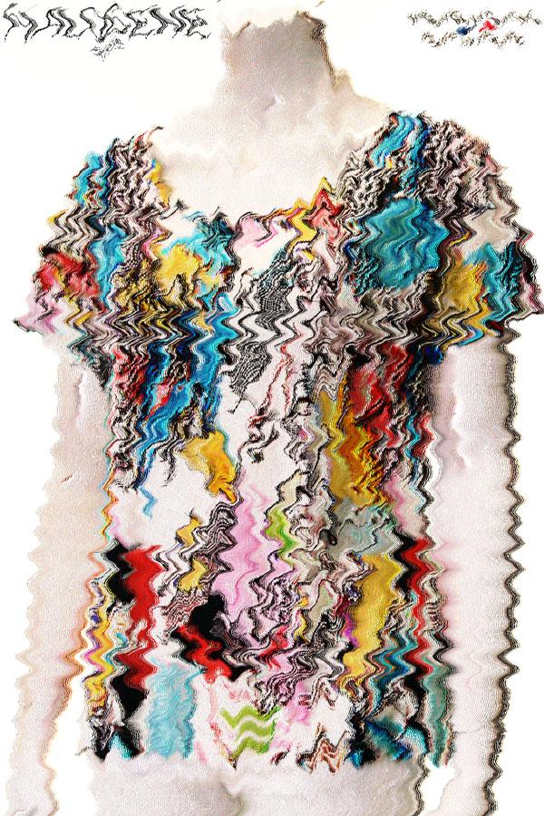 Tee-shirt - W195AX34
