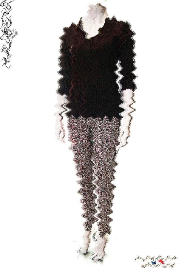 Pantalon - W465AY39